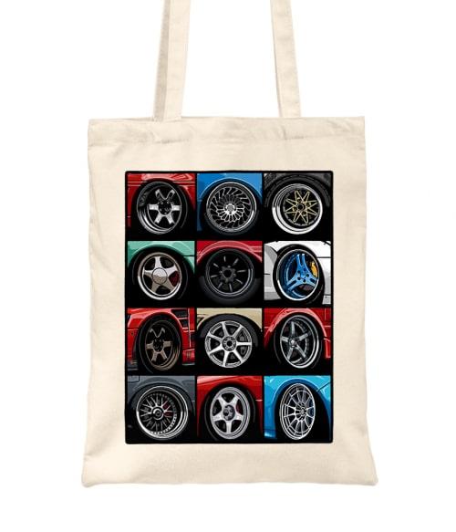 Tuning Wheels Póló - Ha Driving rajongó ezeket a pólókat tuti imádni fogod!
