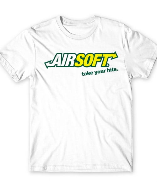Airsoft sub logo Póló - Ha Airsoft rajongó ezeket a pólókat tuti imádni fogod!