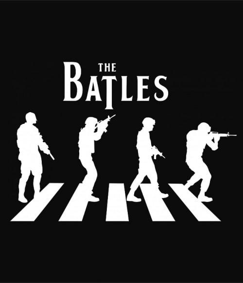 The Batles Póló - Ha Airsoft rajongó ezeket a pólókat tuti imádni fogod!