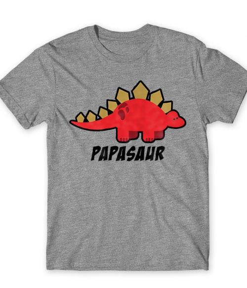 Papasaur Póló - Ha Dinosaur rajongó ezeket a pólókat tuti imádni fogod!