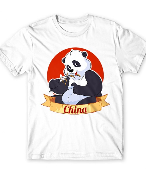 China panda Póló - Ha China rajongó ezeket a pólókat tuti imádni fogod!