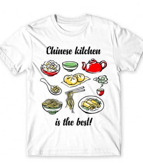 Chinese kitchen Póló - Ha China rajongó ezeket a pólókat tuti imádni fogod!
