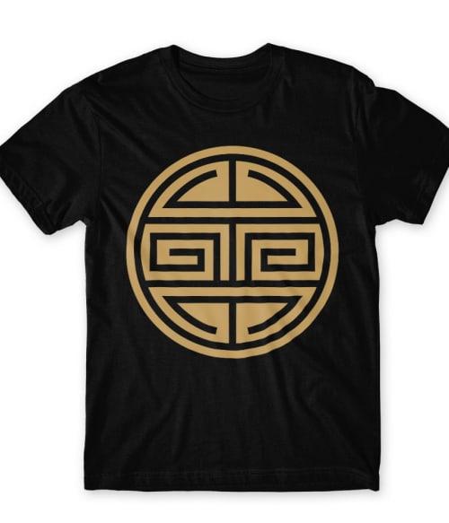 Chinese symbol Póló - Ha China rajongó ezeket a pólókat tuti imádni fogod!