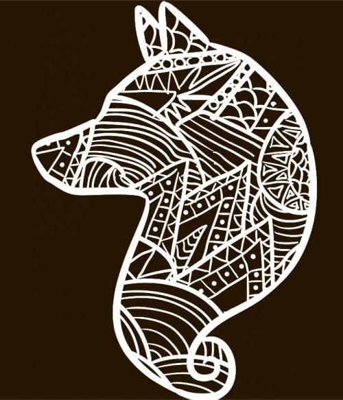 Dog pattern Póló - Ha China rajongó ezeket a pólókat tuti imádni fogod!