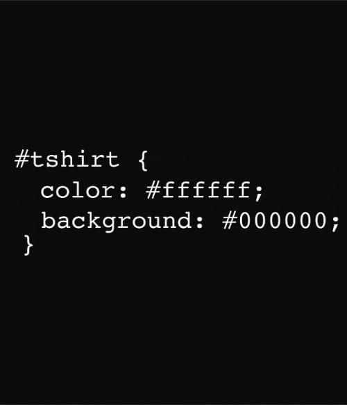 Black t-shirt code Póló - Ha Programming rajongó ezeket a pólókat tuti imádni fogod!