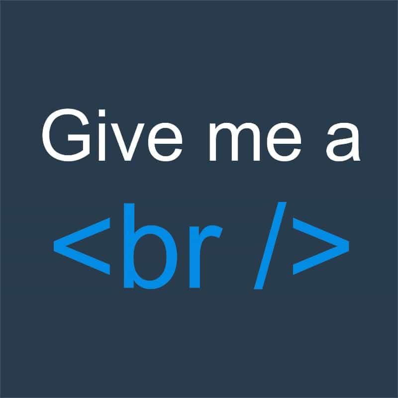 Give me a break Póló - Ha Programming rajongó ezeket a pólókat tuti imádni fogod!