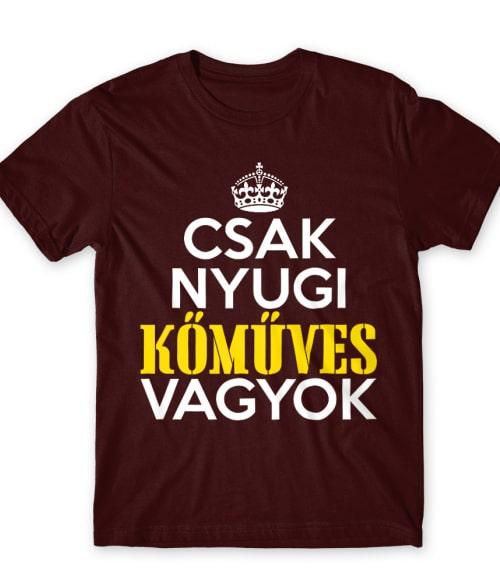 Csak Nyugi Kőműves Vagyok Póló - Ha Mason rajongó ezeket a pólókat tuti imádni fogod!