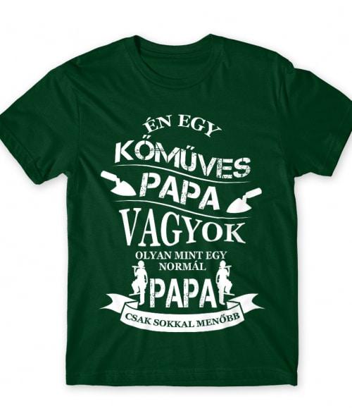 Kőműves Papa Póló - Ha Mason rajongó ezeket a pólókat tuti imádni fogod!