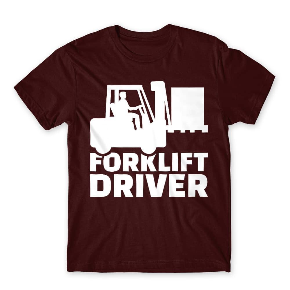 Forklift driver Póló - Ha Forklift Driver rajongó ezeket a pólókat tuti imádni fogod!