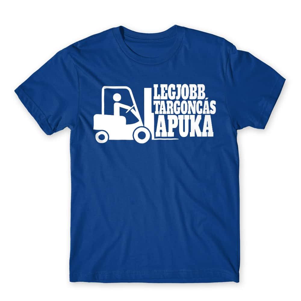 Legjobb targoncás apuka Póló - Ha Forklift Driver rajongó ezeket a pólókat tuti imádni fogod!