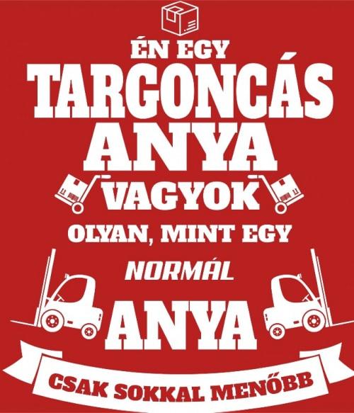 Targoncás anya Póló - Ha Forklift Driver rajongó ezeket a pólókat tuti imádni fogod!