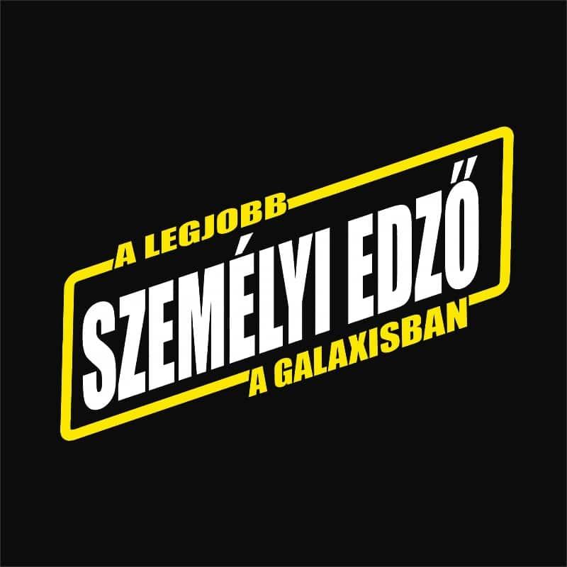 A legjobb személyi edző a galaxisban Póló - Ha Personal Trainer rajongó ezeket a pólókat tuti imádni fogod!