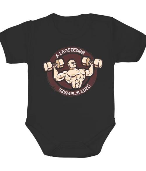 A legszexibb férfi személyi edző Póló - Ha Personal Trainer rajongó ezeket a pólókat tuti imádni fogod!