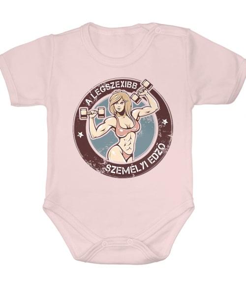 A legszexibb női személyi edző Póló - Ha Personal Trainer rajongó ezeket a pólókat tuti imádni fogod!
