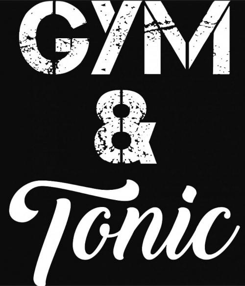 Gym & Tonic Póló - Ha Personal Trainer rajongó ezeket a pólókat tuti imádni fogod!