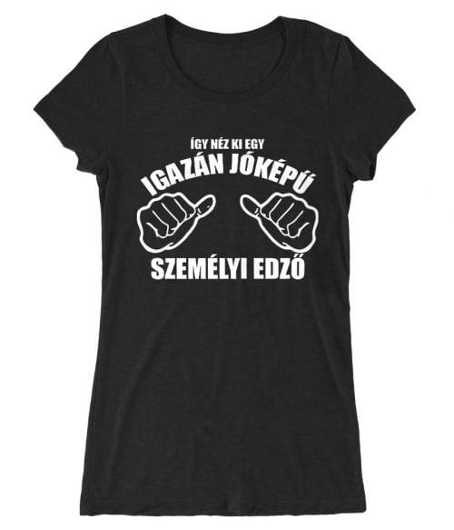 Jóképű személyi edző Póló - Ha Personal Trainer rajongó ezeket a pólókat tuti imádni fogod!