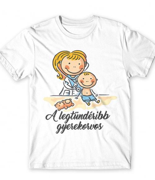 Gyerekorvos Póló - Ha Doctor rajongó ezeket a pólókat tuti imádni fogod!