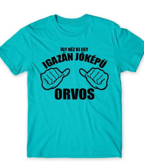 Jóképű orvos Póló - Ha Doctor rajongó ezeket a pólókat tuti imádni fogod!