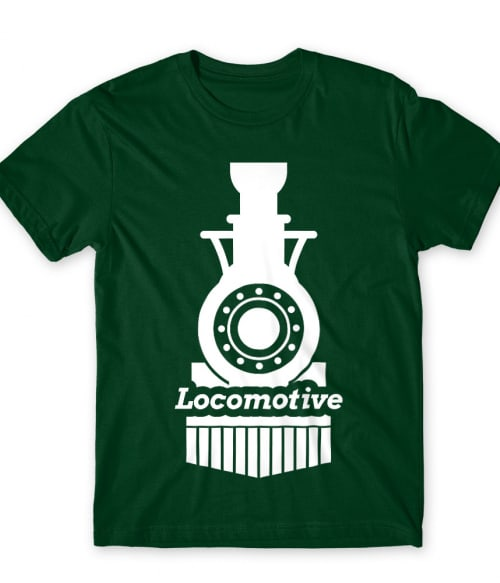 Locomotive Póló - Ha Locomotive rajongó ezeket a pólókat tuti imádni fogod!