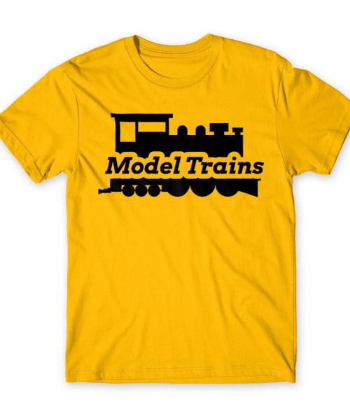 Model trains Póló - Ha Locomotive rajongó ezeket a pólókat tuti imádni fogod!