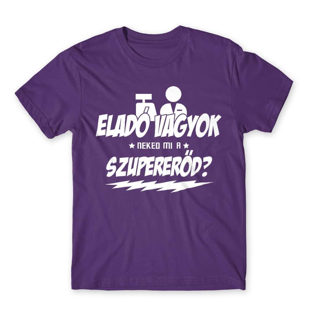 Eladó szupererő Póló - Ha Shop Assistant rajongó ezeket a pólókat tuti imádni fogod!