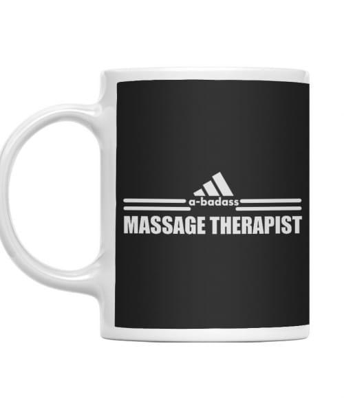 Badass massage therapist Póló - Ha Massage Therapist rajongó ezeket a pólókat tuti imádni fogod!