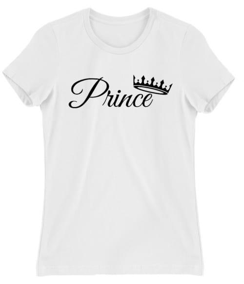 Prince And Princess - Prince Póló - Ha Couple rajongó ezeket a pólókat tuti imádni fogod!