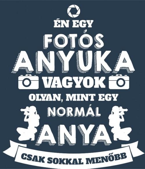 Fotós anya Póló - Ha Photography rajongó ezeket a pólókat tuti imádni fogod!