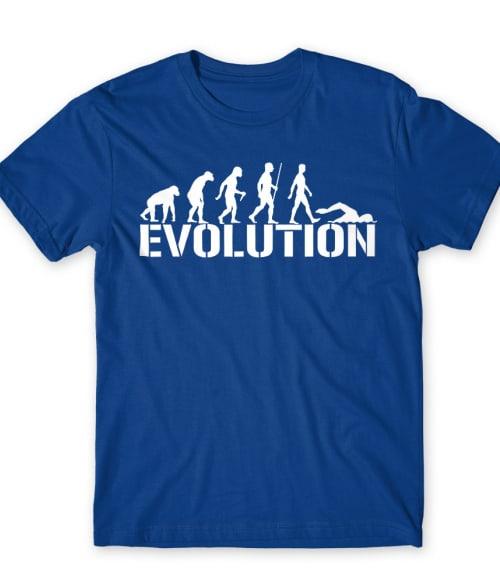 Swimming Evolution Póló - Ha Swimming rajongó ezeket a pólókat tuti imádni fogod!