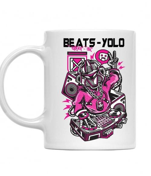 Beats Yolo Póló - Ha DJ rajongó ezeket a pólókat tuti imádni fogod!