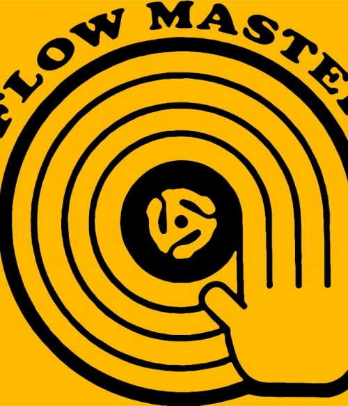 Flow Master Póló - Ha DJ rajongó ezeket a pólókat tuti imádni fogod!
