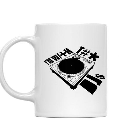 I'm with the DJs Póló - Ha DJ rajongó ezeket a pólókat tuti imádni fogod!