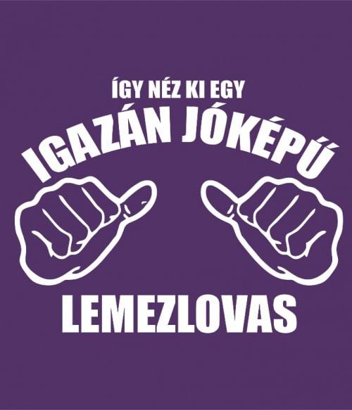 Jóképű Lemezlovas Póló - Ha DJ rajongó ezeket a pólókat tuti imádni fogod!