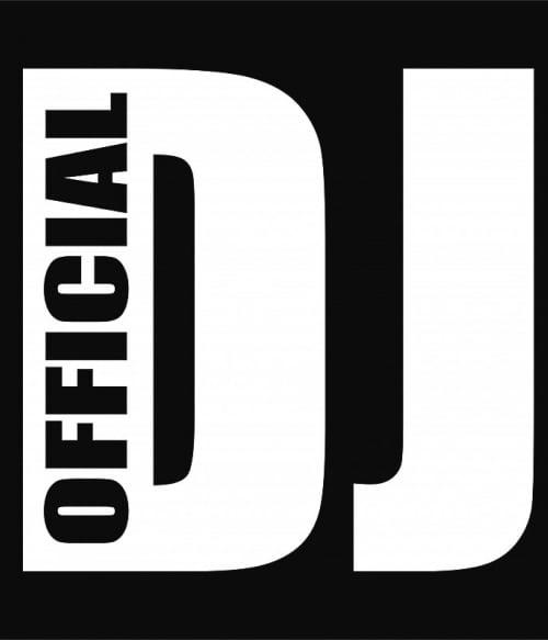 Offical DJ Póló - Ha DJ rajongó ezeket a pólókat tuti imádni fogod!