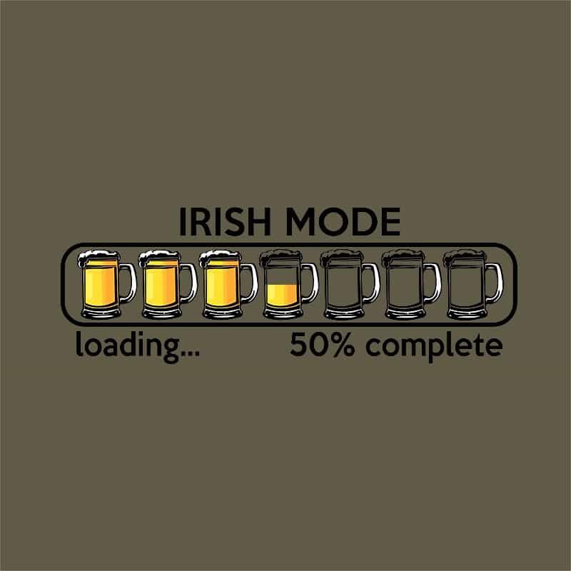 Irish Mode Póló - Ha St. Patrick's Day rajongó ezeket a pólókat tuti imádni fogod!