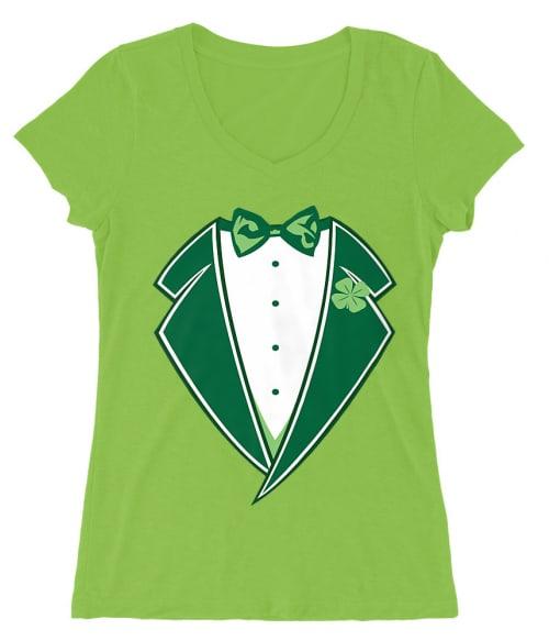 Irish Smoking Póló - Ha St. Patrick's Day rajongó ezeket a pólókat tuti imádni fogod!