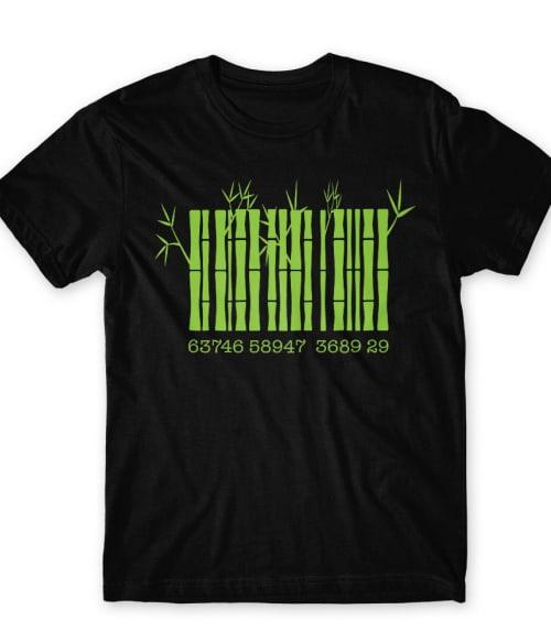 Bamboo Code Póló - Ha Environment Protection rajongó ezeket a pólókat tuti imádni fogod!