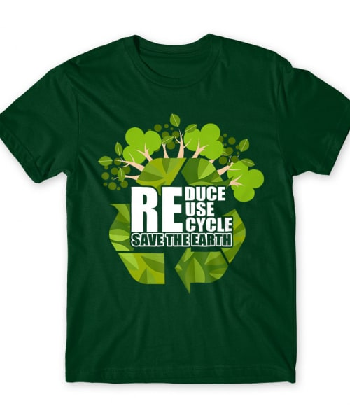 Save the Earth Póló - Ha Environment Protection rajongó ezeket a pólókat tuti imádni fogod!