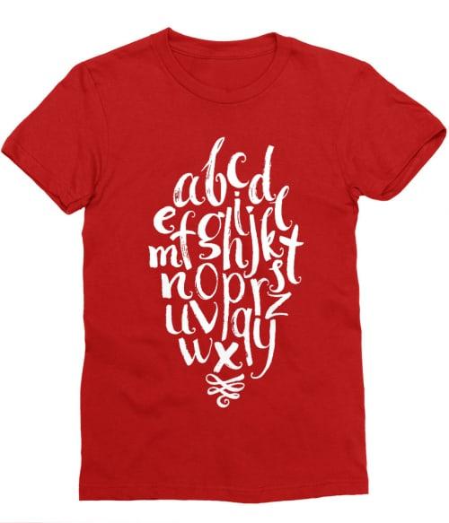 Abc Póló - Ha Reading rajongó ezeket a pólókat tuti imádni fogod!