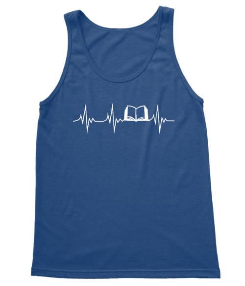 Book Heartbeat Póló - Ha Reading rajongó ezeket a pólókat tuti imádni fogod!