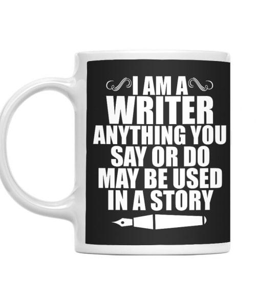 I am writer Póló - Ha Writer rajongó ezeket a pólókat tuti imádni fogod!