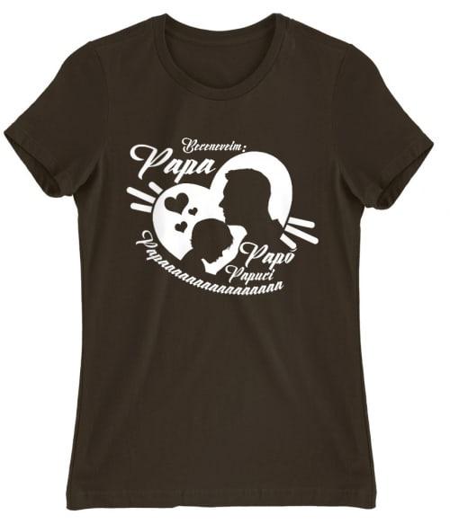 Papa becenevek Póló - Ha Family rajongó ezeket a pólókat tuti imádni fogod!