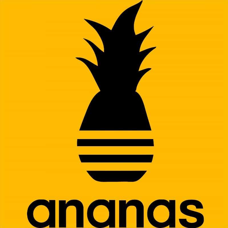 Ananas Póló - Ha Brand Parody rajongó ezeket a pólókat tuti imádni fogod!