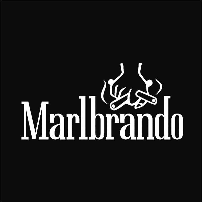 Marlbrando Póló - Ha Brand Parody rajongó ezeket a pólókat tuti imádni fogod!