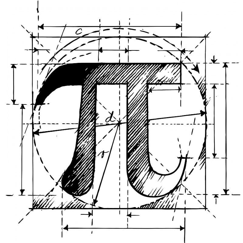 Pi graphic Póló - Ha Teacher rajongó ezeket a pólókat tuti imádni fogod!
