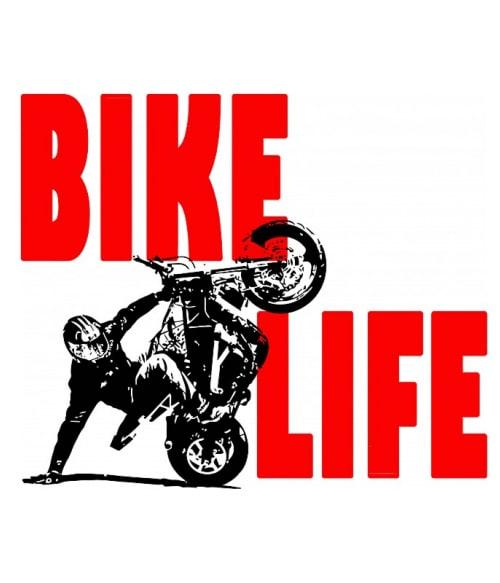 Streetfighter Life Póló - Ha Motorcycle rajongó ezeket a pólókat tuti imádni fogod!