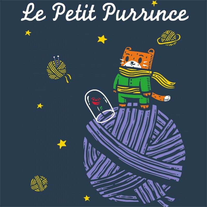 Le Petit Purrince Póló - Ha Cat rajongó ezeket a pólókat tuti imádni fogod!