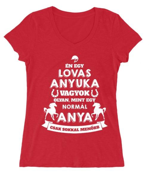 Lovas anya Póló - Ha Horse rajongó ezeket a pólókat tuti imádni fogod!