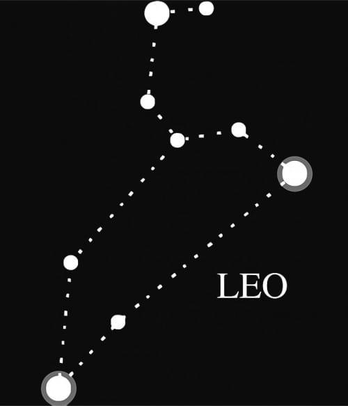 Leo constellation Póló - Ha Birthday rajongó ezeket a pólókat tuti imádni fogod!