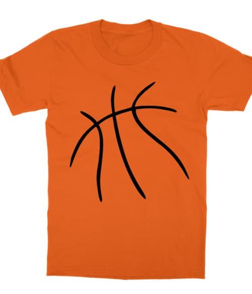 Basketball Lines Póló - Ha Basketball rajongó ezeket a pólókat tuti imádni fogod!